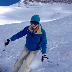Annie - Rehabilitate Achilles injury, ski conditioning programme